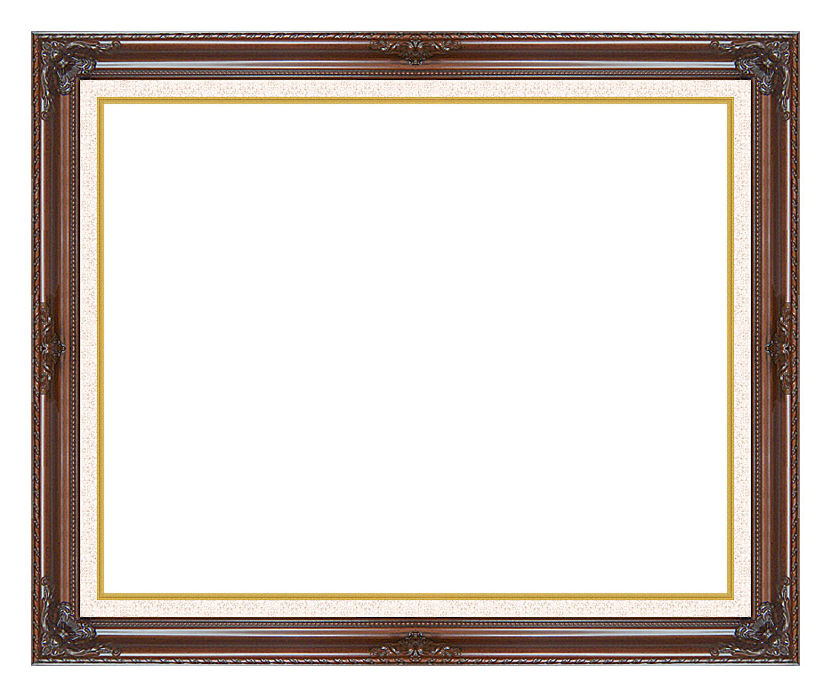 11x14 Dark Regal Frame w/Liner Frame at Accents-n-Art.com