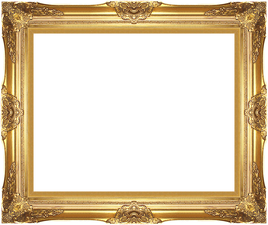 majestic gold frame